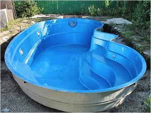 Куплю бассейн для дачи