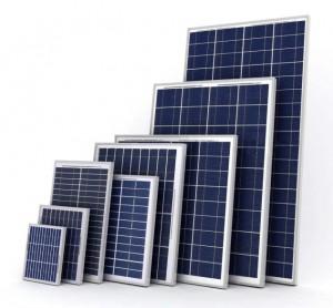 Ассортимент солнечных батарей