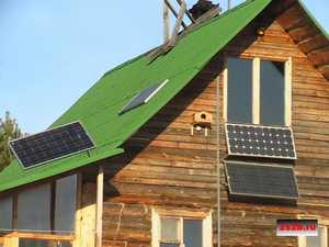 В России предложили покупать солнечную энергию у дачников