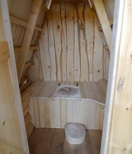 Внутреннее оформление туалета